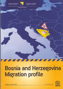 Bosnia and Herzegovina - Migration profile 2009
