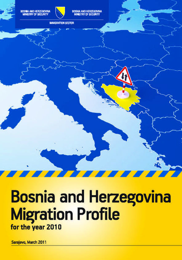 Bosnia and Herzegovina - Migration profile 2010